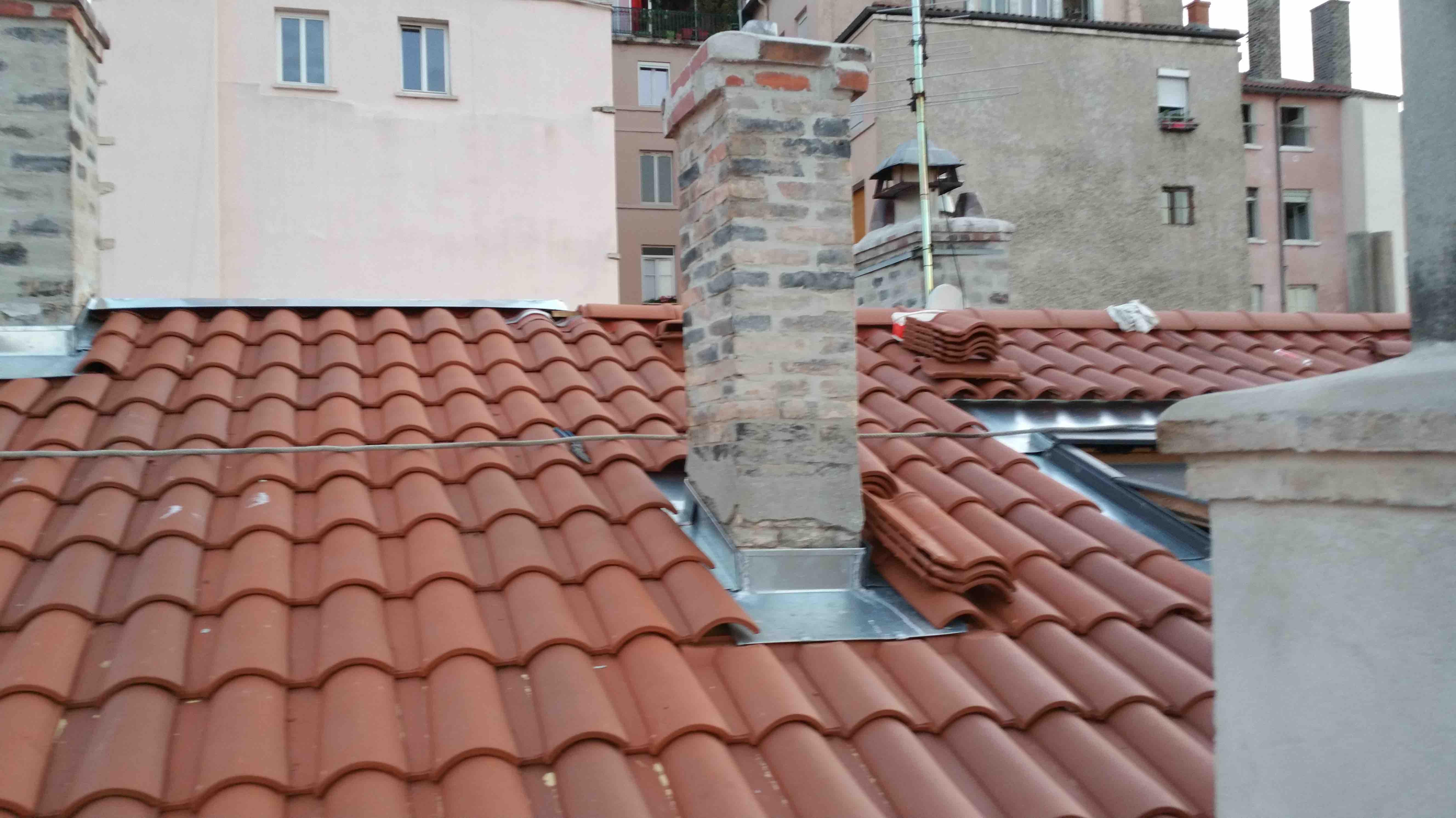 Toiture lyon votre sp cialiste de la toiture charpentes desamiantage couve - Cout desamiantage toiture ...